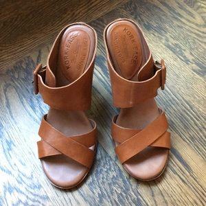 Kork-Ease Slide Sandal, sz 7.5 - Heels